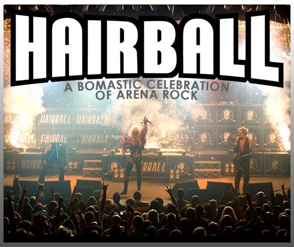 ARM Entertainment Artist - Hairball
