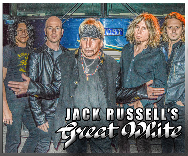 ARM Entertainment Artist - Jack Russell's Great White