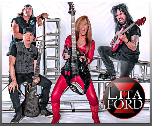 ARM Entertainment Artist - Lita Ford