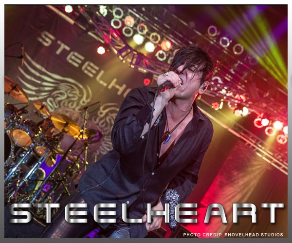 ARM Entertainment Artist - Steelheart