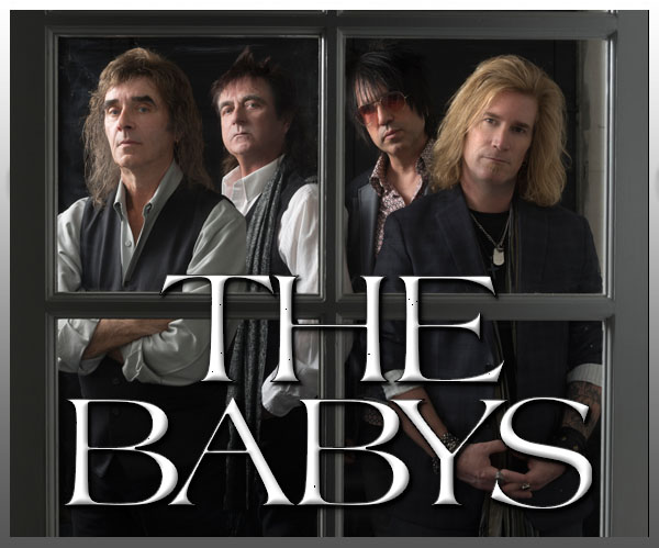 ARM Entertainment Artist - The Babys