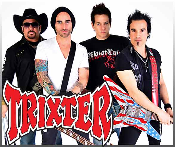 ARM Entertainment Artist - Trixter