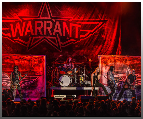 ARM Entertainment Artist - Casino Warrant