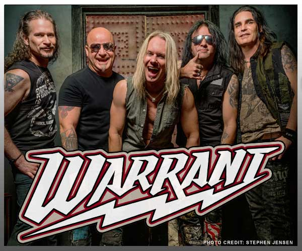 ARM Entertainment Artist - Warrant